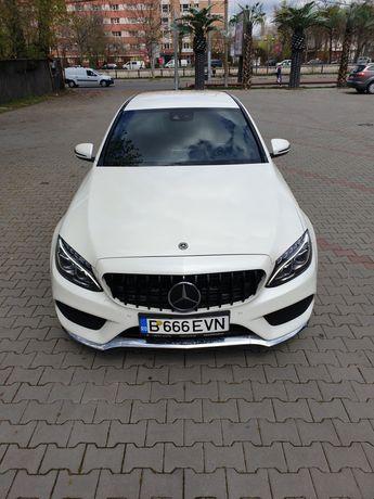 Mercedes C220d 4matic Pachet AMG