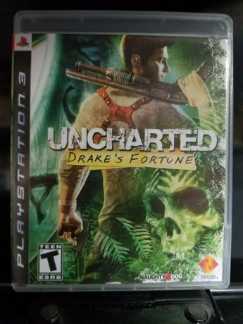 Uncharted drake's fortune PS3 - Playstation 3 - PS 3