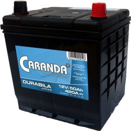 Baterie auto Caranda Durabila Japan 50Ah 420 A
