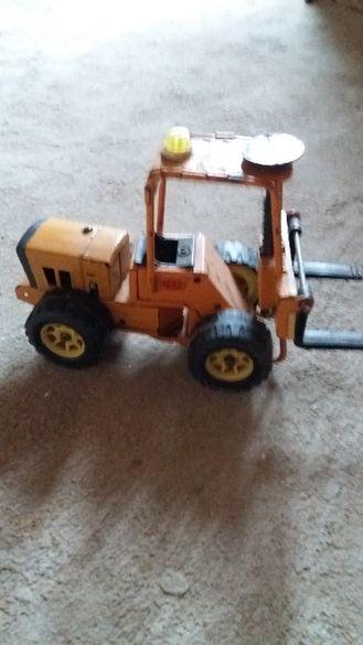 Мотокар ретро играчка