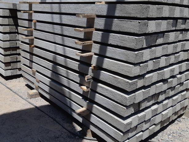 Продам бетонные столбики (столб, стойка) для ограждения