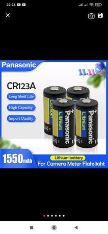 Батарейки 3 вольт 1550 мАч