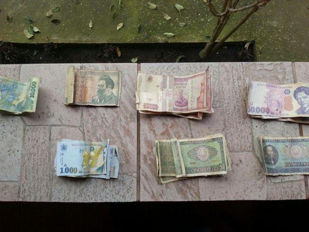 Bancnote de colecție.
