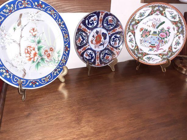 Farfurii decorative ,imari,japan
