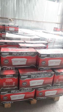 Аккумулятор Гелевые 200 амперный аккумулятор 52килограмм Оптом.