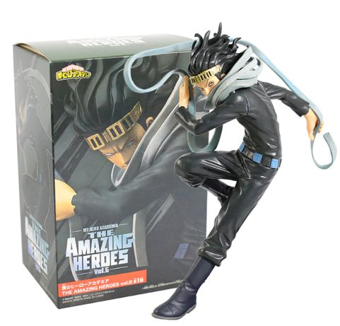 Figurina My Hero Academia Shota Aizawa Eraser Head 19 cm anime