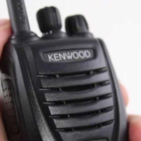 №1 KENWOOD TK-666 S. Рация. Гарантия 36 месяцев. для охраны, официант