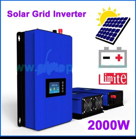 Invertor on grid cu limitare 2000W