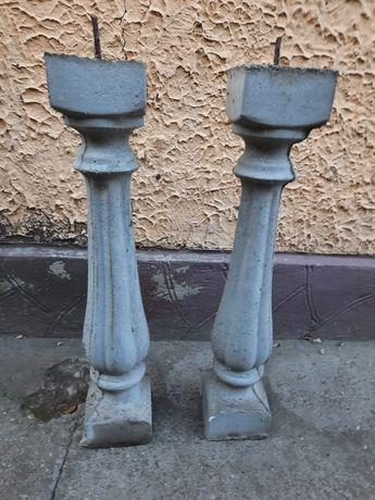 Stâlpișori din ciment