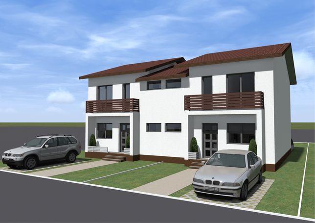 Duplex Sanpetru cu toate utilitatile