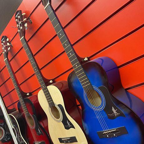 Тараз , гитары и их комплектующие. Доставка бесплатно!