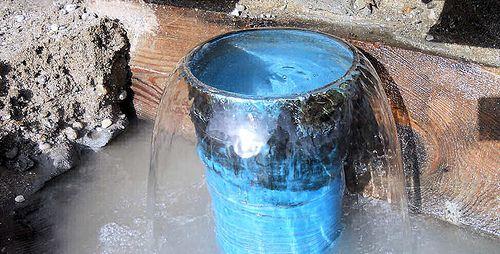 Foraje puturi de mica si medie adancime, foraje alimentare apa