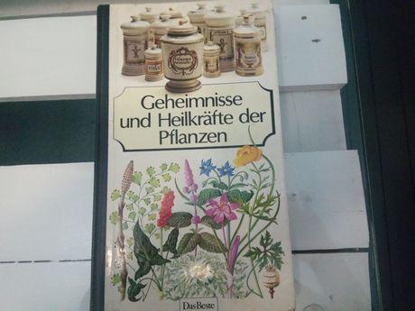 Енциклопедия за растения и цветя,немски език