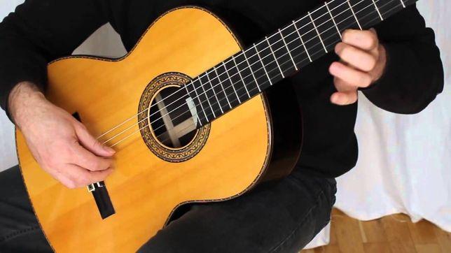 Обучение игре на гитаре и домбре!