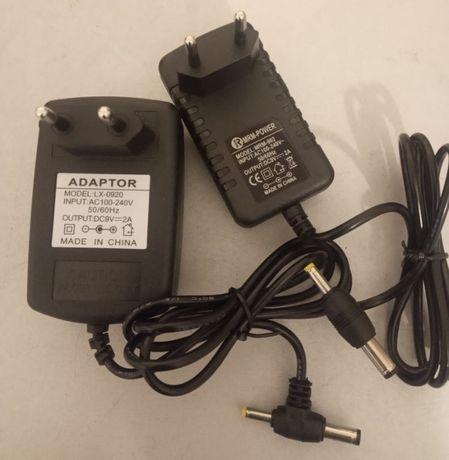 источник питания адаптер 9В 2А для ADSL модемов и других устройств