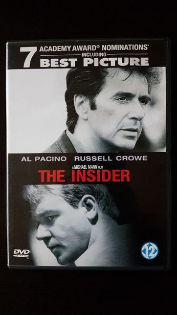 Scandal în industria tutunului/The Insider (1999) - DVD