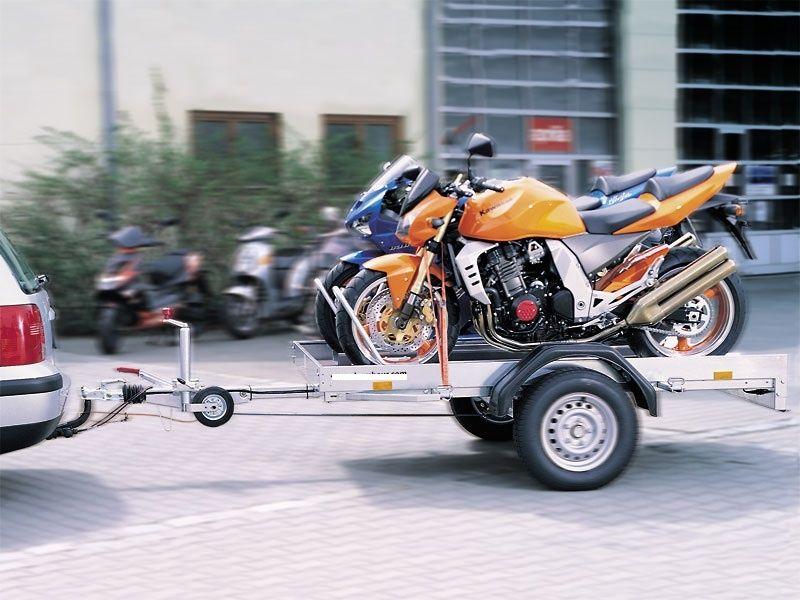 Мотоколесар за мотор или ATV под наем