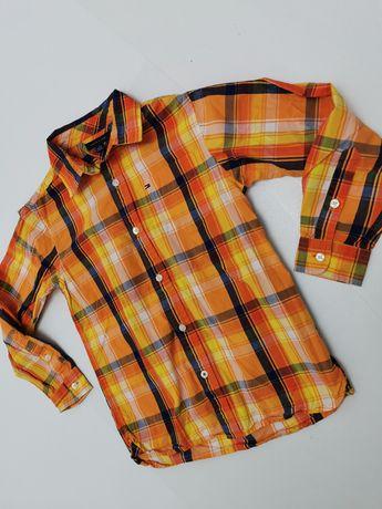 Camasa originala Tommy Hilfiger marimea 8 9 10 ani