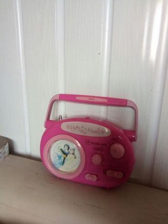 Radio fetite Disney