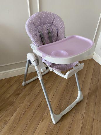 Детский стульчик для кормления Peg-Perego