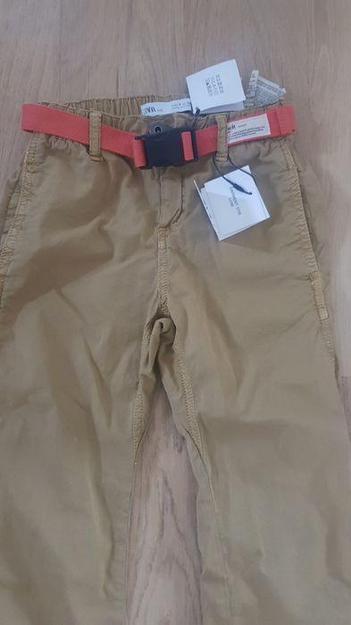 Pantaloni noi cu eticheta baieti zara 6 7 ani 122 Bucuresti - imagine 1