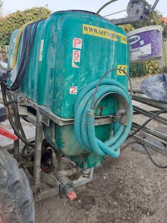 Bazin erbicidat servoplant 600 litri