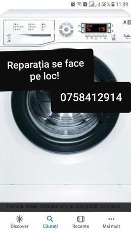 Reparatii masini de spalat la domiciliu tau in Cluj-napoca