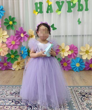 Продам платье детское пышное