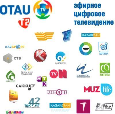 Приставка тюнер для цифрового тв 25 каналов бесплатно