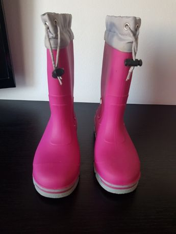 Cizme ploaie roz 31 (20,5 cm)