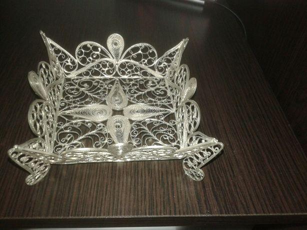 Vand ornament de argint