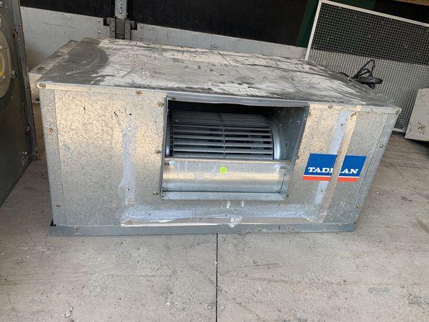 Vand sistem ventilatie climatizare