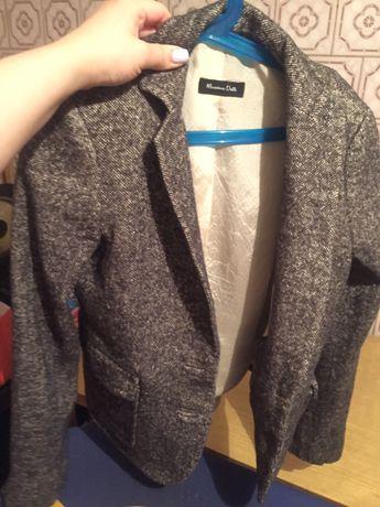 Пиджак женский, плотный, 38 размер евро (M), 3.000 тенге