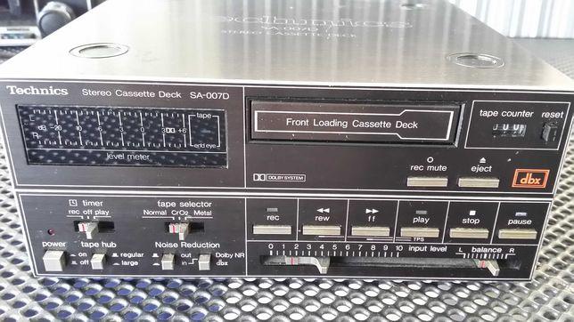 Technics Stereo Cassette Deck SA-007D