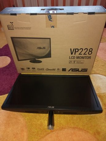 "Vand monitor ASUS VP 228  21,5"""