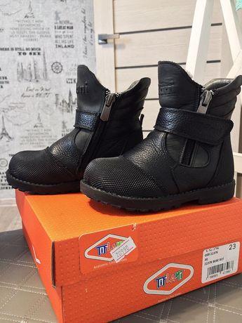 Детские зимние сапоги ботинки tiflani тифлани