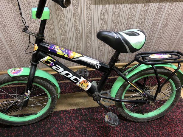 Велосипед 4-7 лет