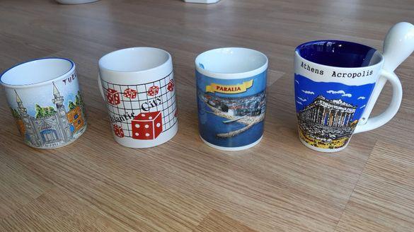 Сувенирни чаши - големи