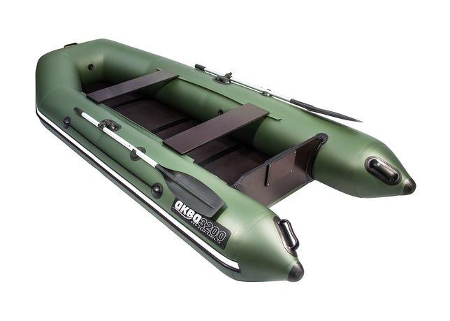 Продам лодку Аква 2900 С. Складная слань.