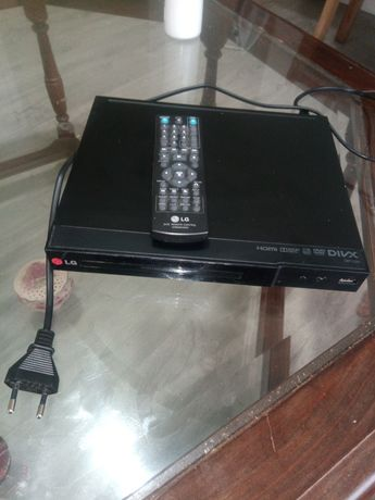 dvd player LG slim