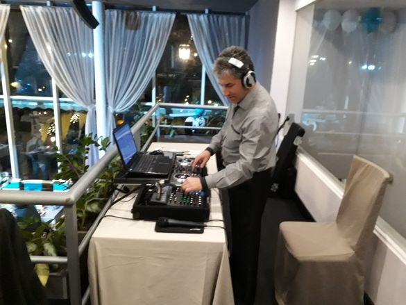 DJ за празници-ф-ма Темпомикс-ЕООД-дисководещ
