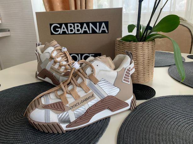 Adidasi Dolce Gabbana