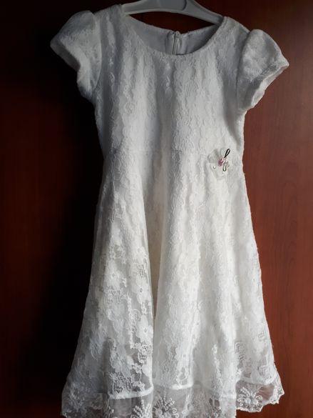 Детска рокля 110см.