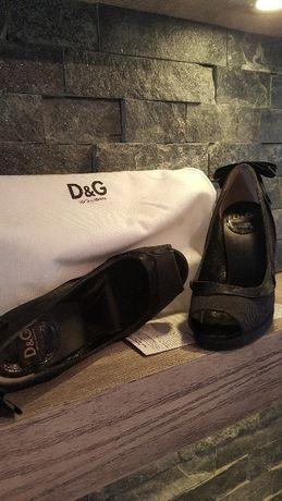 Оригинални обувки Dolce and Gabana