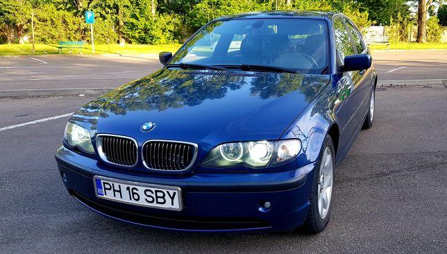 BMW Seria 3/E46/318D/Facelift/Full/Xenon/Piele/Navi