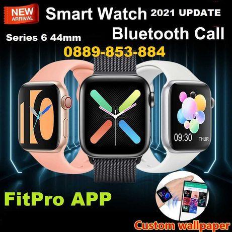 Smart Watch Умен Часовник тип iWatch Apple 6 X7 с много фукнции