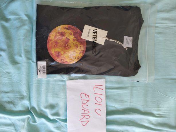 Vetements Planet Number T-Shirt(Venus)