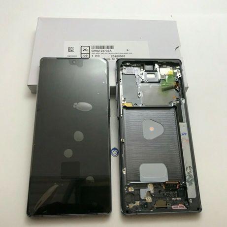 Display Ecran LCD Samsung Note 10+ Plus Black , Original , Garantie !