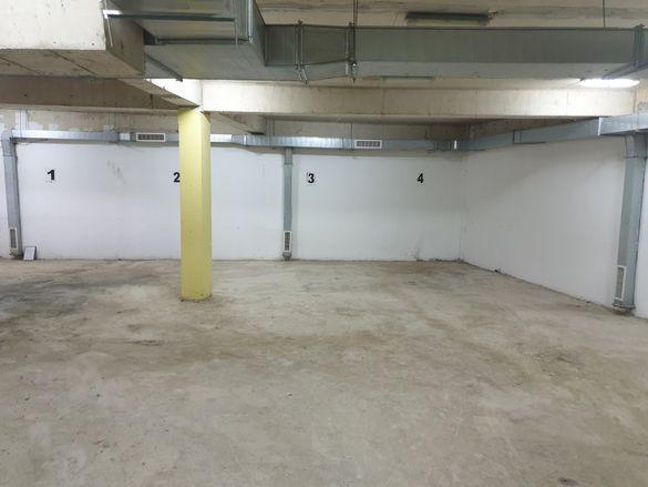 Дава се Поднаем гараж