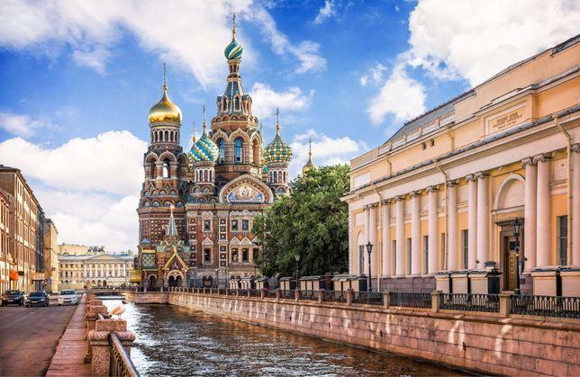 ПМЖ в Санкт-Петербург